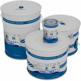Антикоррозионная краска Cumixan Waterproof Alum