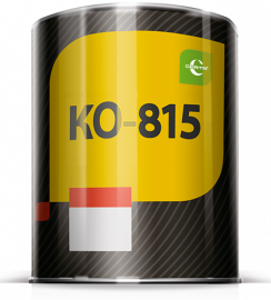 Термостойкий лак КО-815