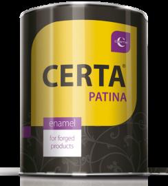 Патина Certa-Patina для патинирования