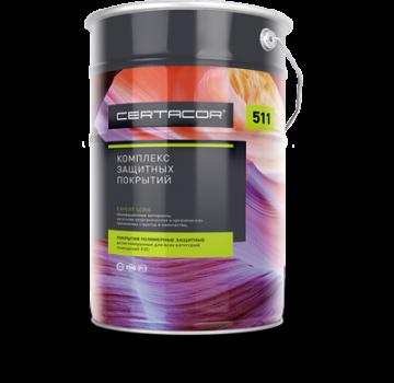 Купить Цертакор 511 (Certacor 511) радиационностойкий дезактивируемый состав