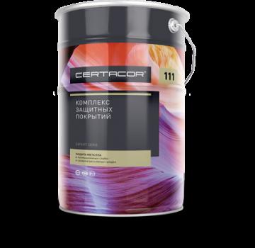 Купить грунт эмаль Цертакор 111 (Certacor 111)  однокомпонентная грунт-краска  УФ-стойкая